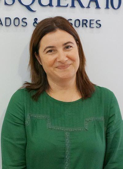 Pilar Salguero Rodríguez. Asesor laboral - Nosquera 10 abogados y asesores