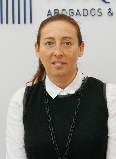 Teresa Navas Martín responsable de formación - Nosquera 10 abogados y asesores